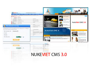 NukeViet 3.0 - New CMS for News site